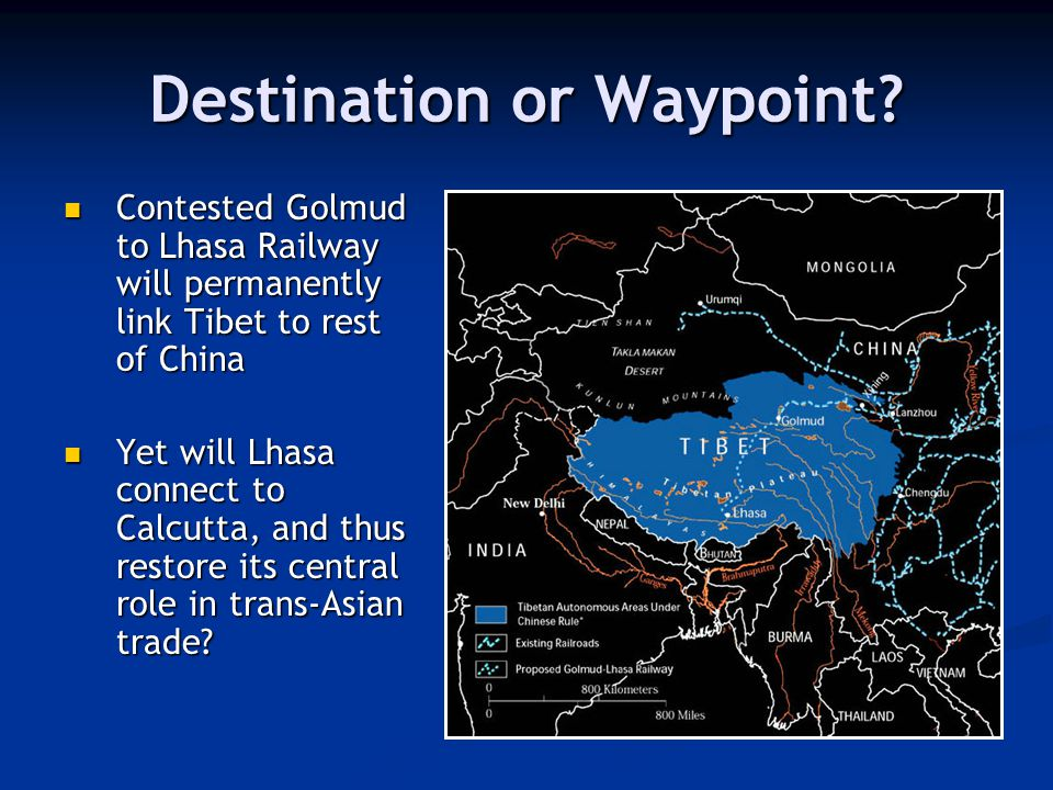 Destination or Waypoint.