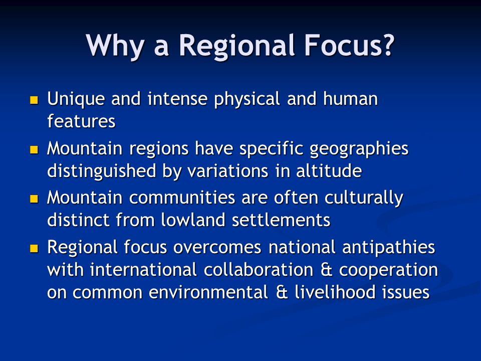 Key Questions How will Himalayan borderland communities be affected by increased trade.