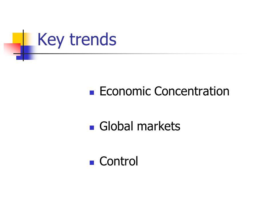 Power shifts Source: J-PGrievink, Cap Gemini, OECD 2003 Thanks to Tim Lang/City University