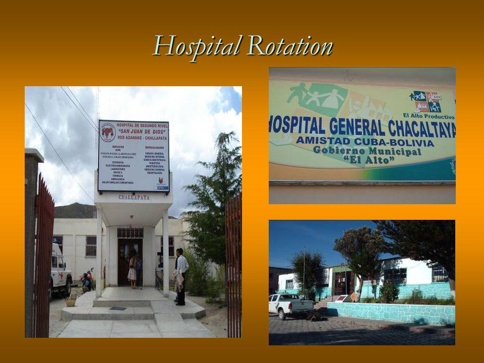 Hospital Rotation