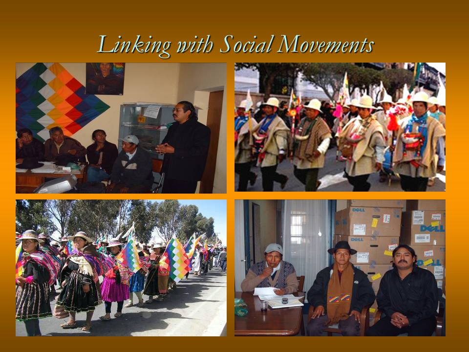 Linking with Social Movements