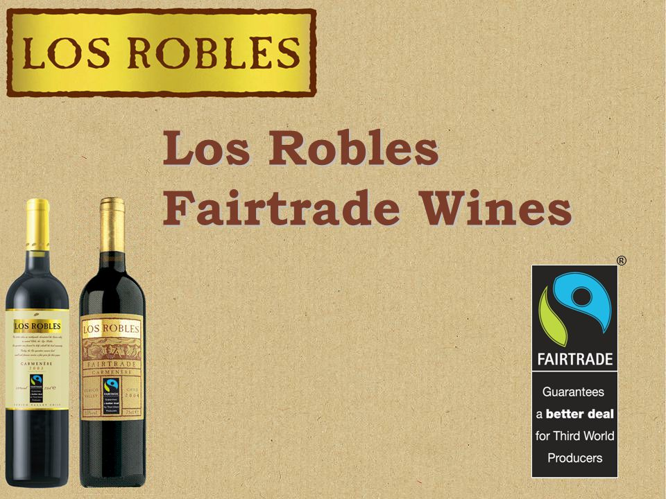 ®Los Robles Fairtrade Wines
