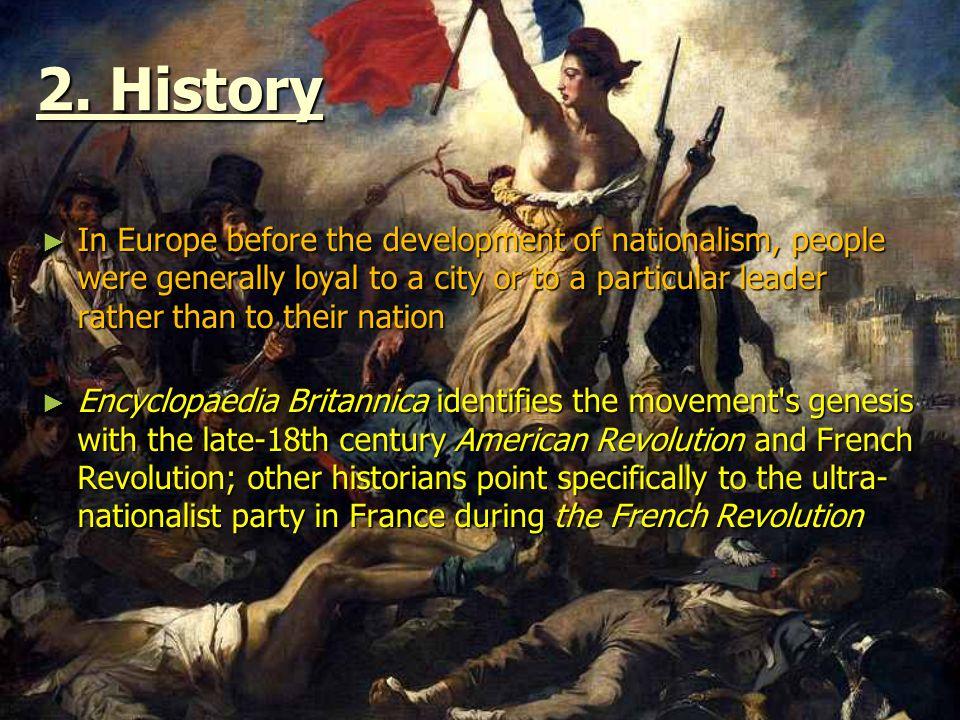 3.Varieties ► 3.1. Civic nationalism ► 3.2. Ethnocentrism ► 3.3.