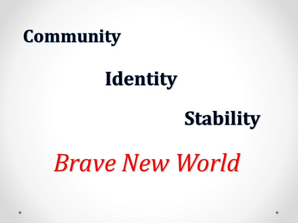 Works Cited Edmondson, Elizabeth. Brave New World Powerpoint. Gilmour Academy.