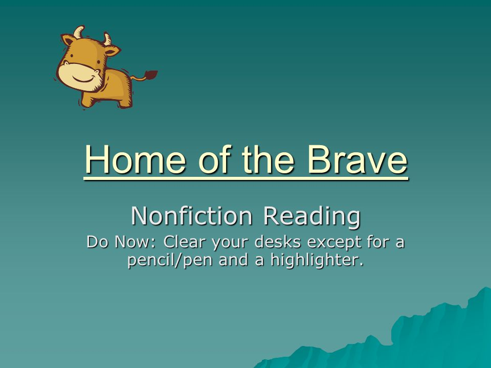 Nonfiction Reading Strategies  Use the headings to preview what a section will be about.