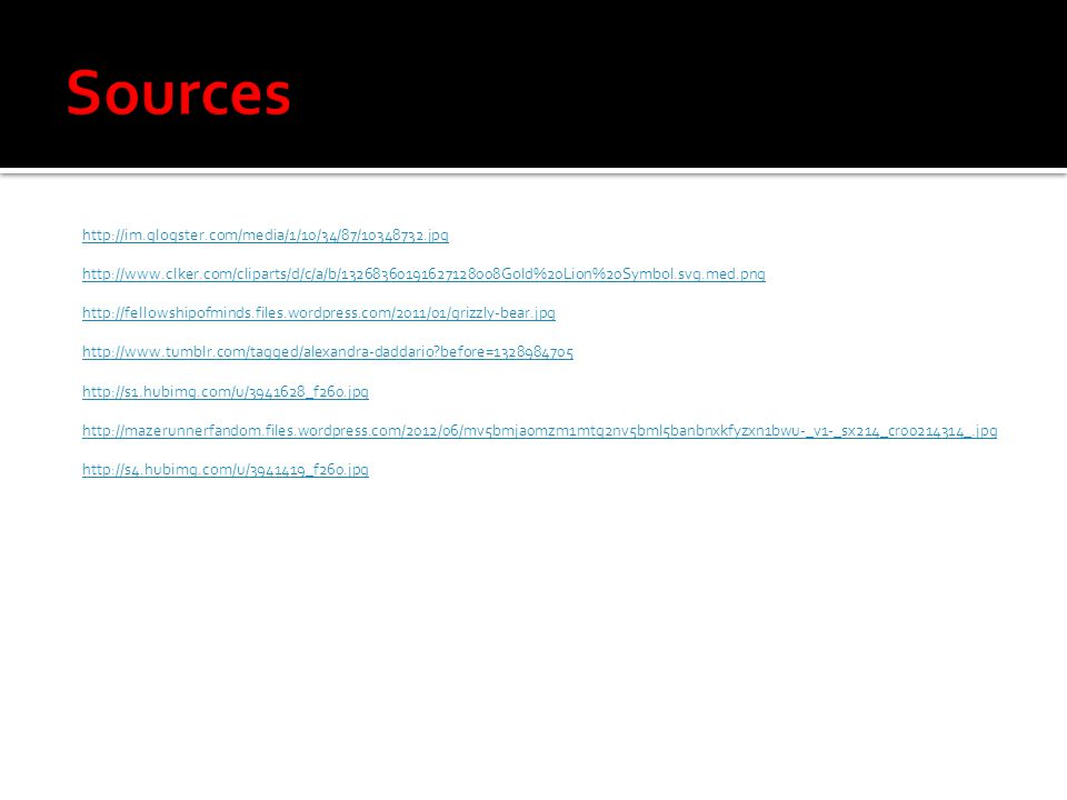 http://im.glogster.com/media/1/10/34/87/10348732.jpg http://www.clker.com/cliparts/d/c/a/b/13268360191627128008Gold%20Lion%20Symbol.svg.med.png http:/