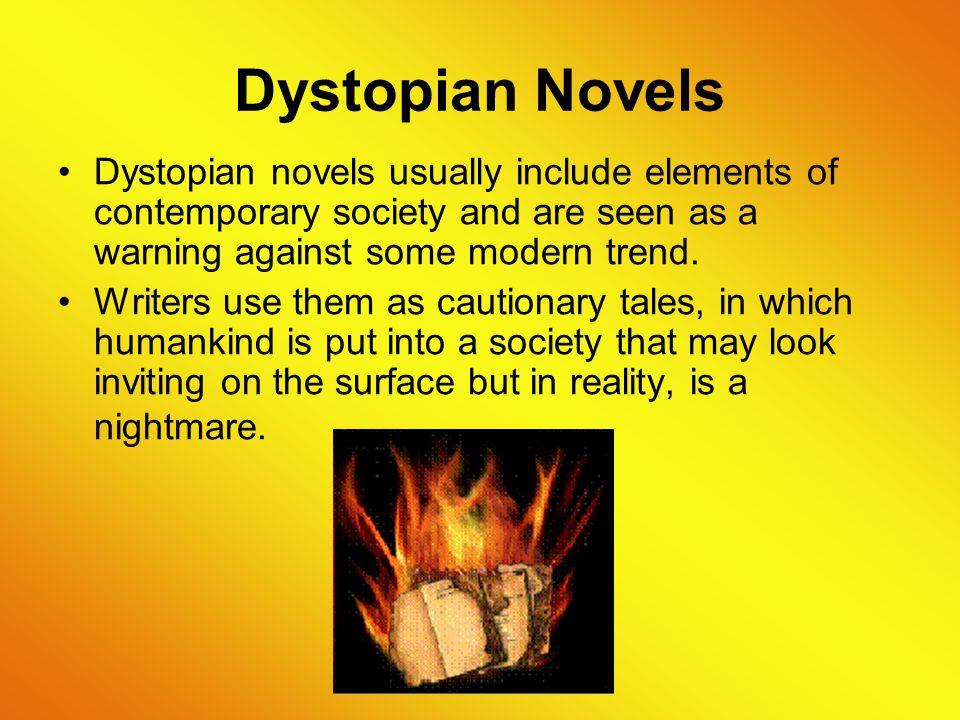 Examples of Dystopian Novels 1984 Brave New World Fahrenheit 451 A Clockwork Orange Animal Farm The Time Machine