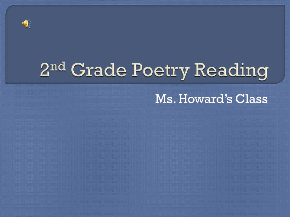 Ms. Howard's Class