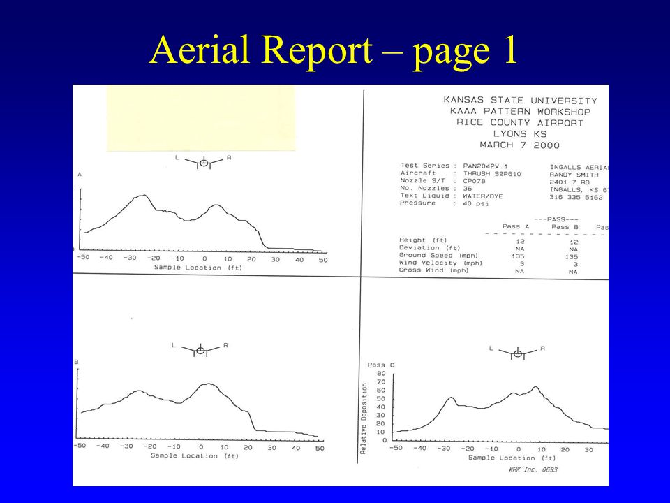 Aerial Report – page 2
