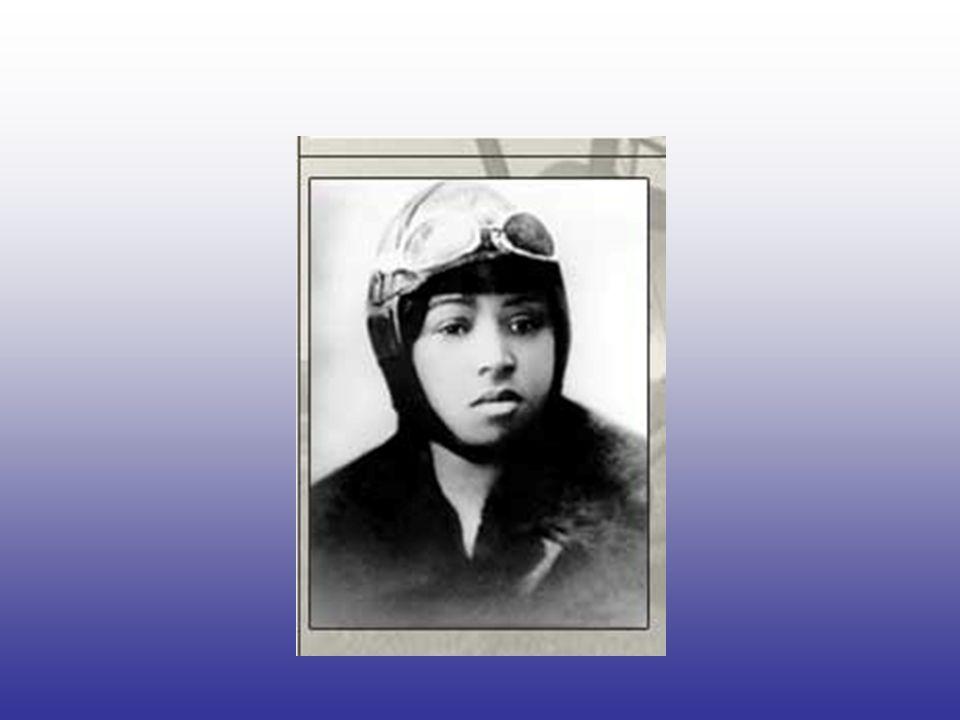 Bessie Coleman America 's First Licensed Female African-American Younger youth: Bessie Coleman displayed tremendous courage to achieve success.