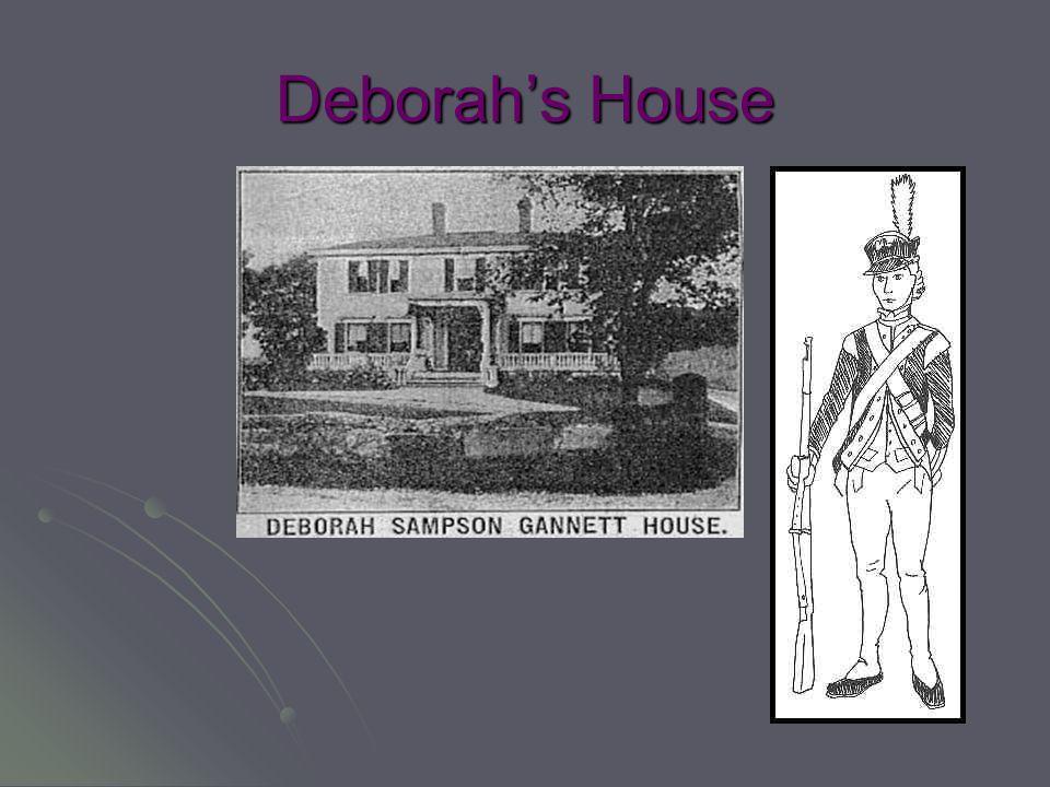 Deborah's House