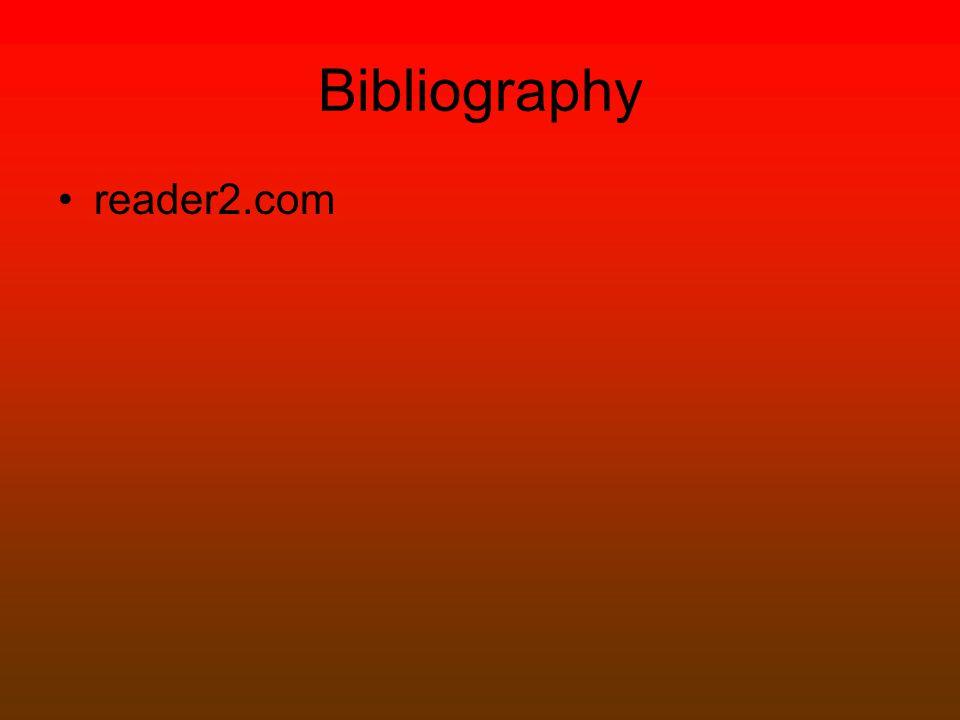 Bibliography reader2.com