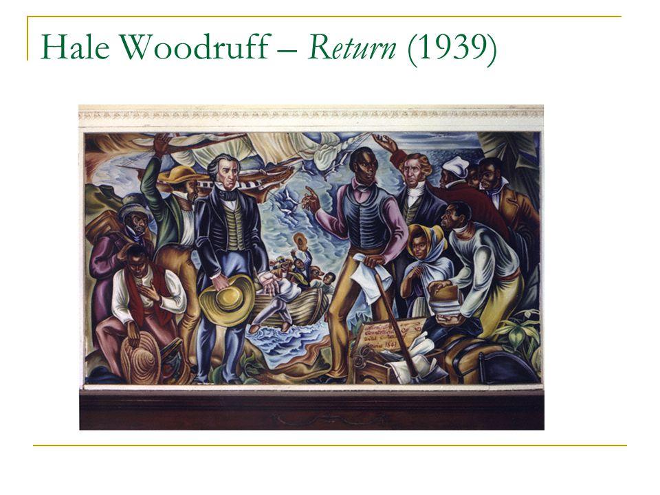 Hale Woodruff – Return (1939)