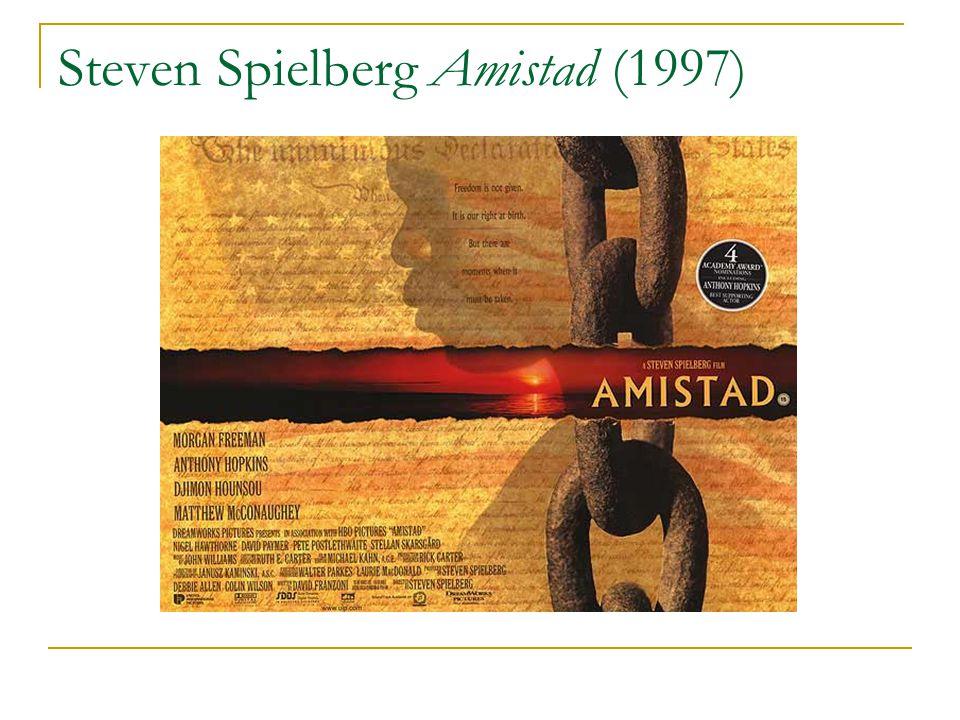 Steven Spielberg Amistad (1997)