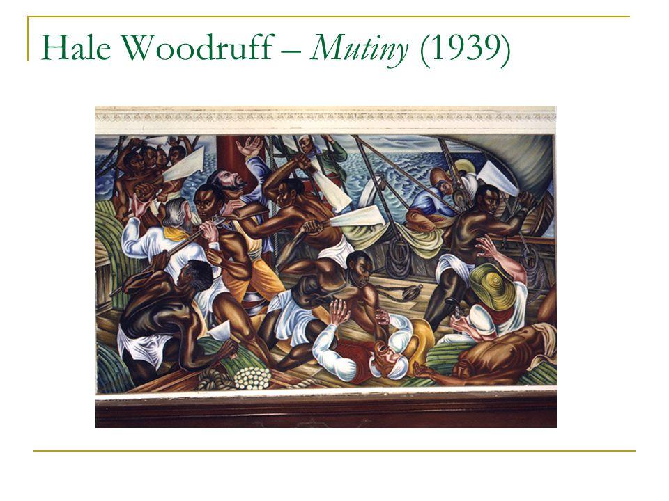 Hale Woodruff – Mutiny (1939)