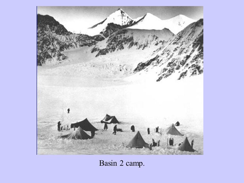 Basin 2 camp.