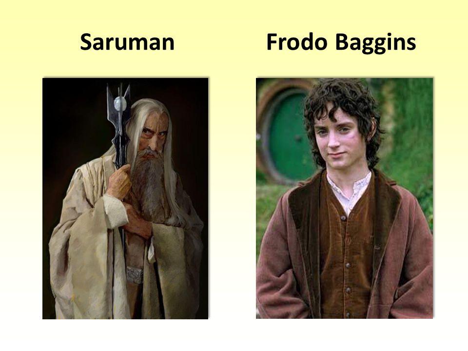SarumanFrodo Baggins