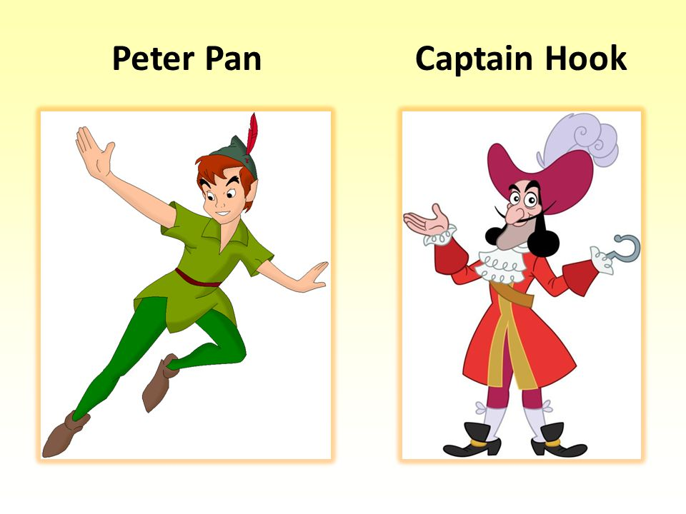 Peter PanCaptain Hook