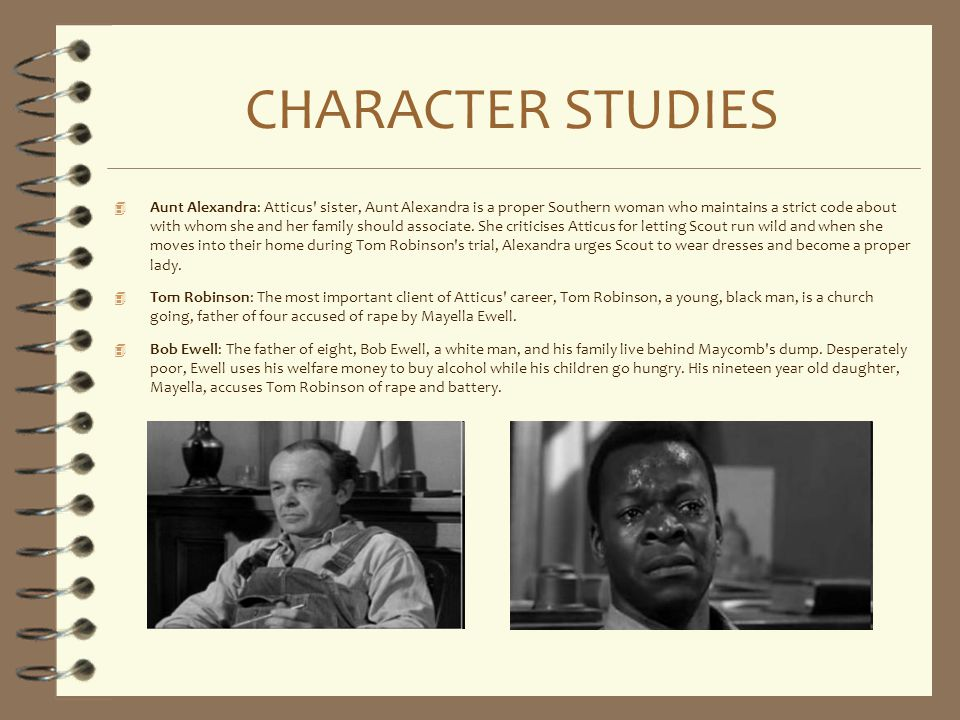 To Kill A Mockingbird Essay charecter study on Nathan Radley?