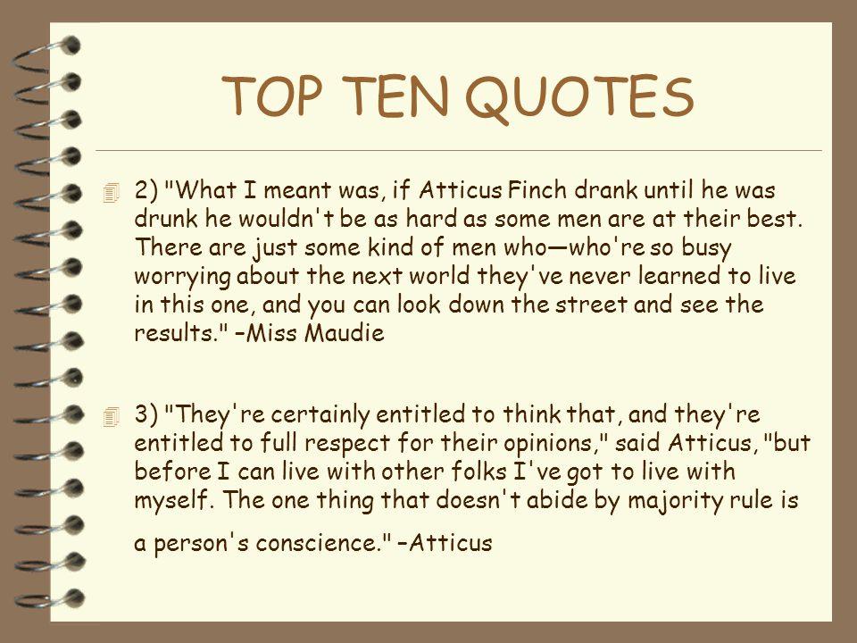 TOP TEN QUOTES 4 2)