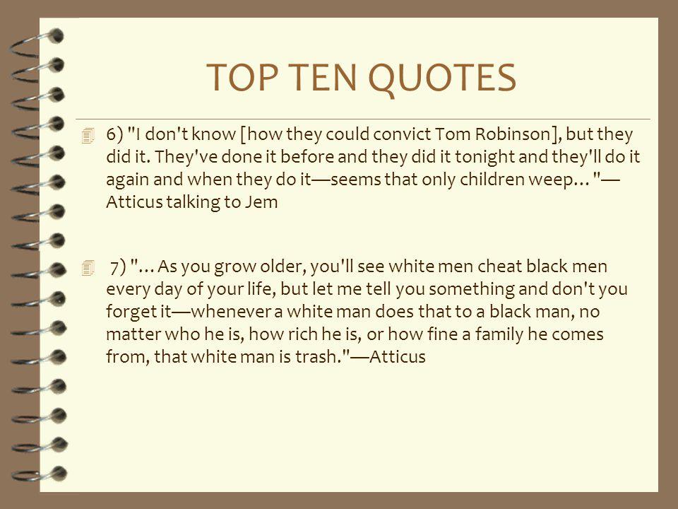 TOP TEN QUOTES 4 6)