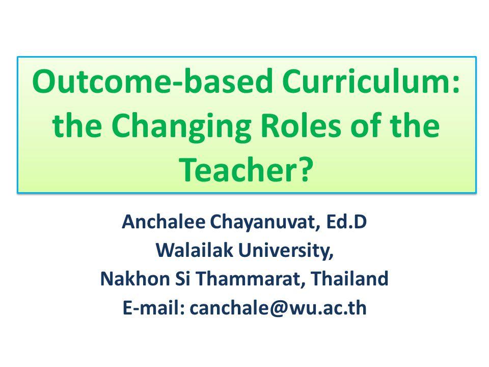 Qualities of Good Teachers Barr et al.