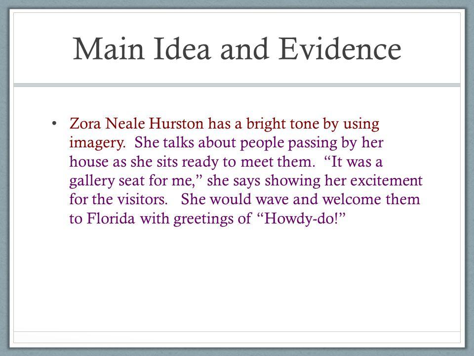 Indicators of Evidence