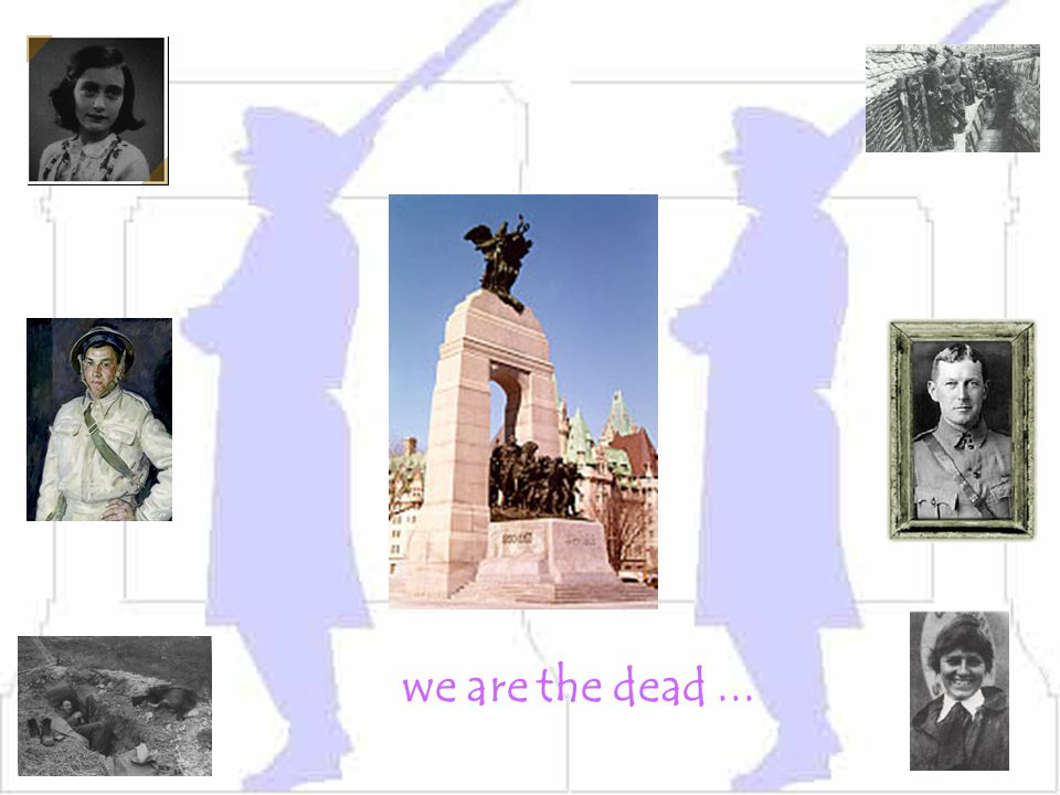 we are the dead...