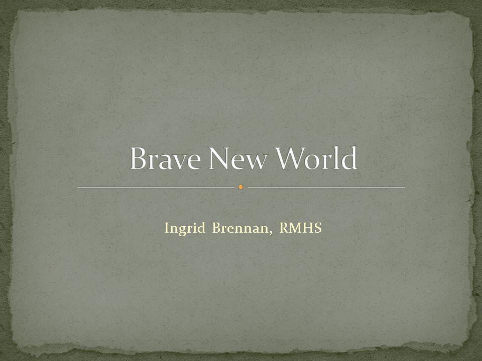 Ingrid Brennan, RMHS