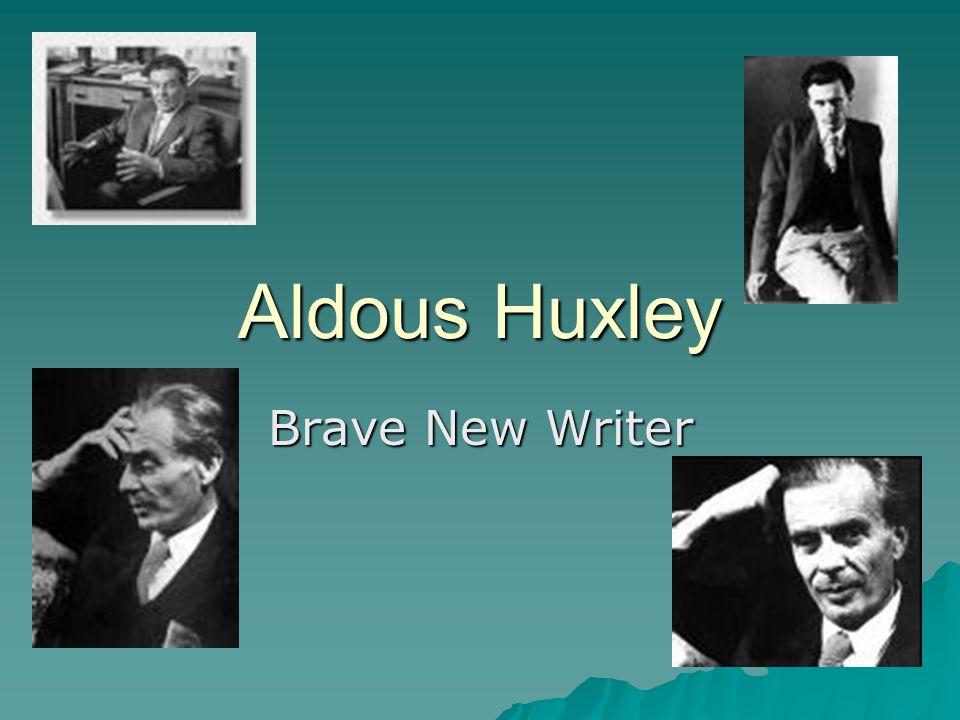 Brave New Writer