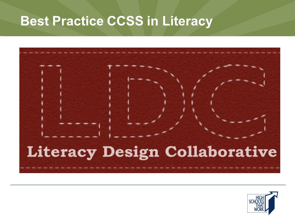 Best Practice CCSS in Literacy