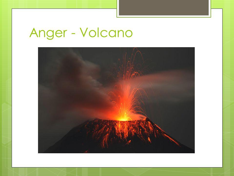 Anger - Volcano