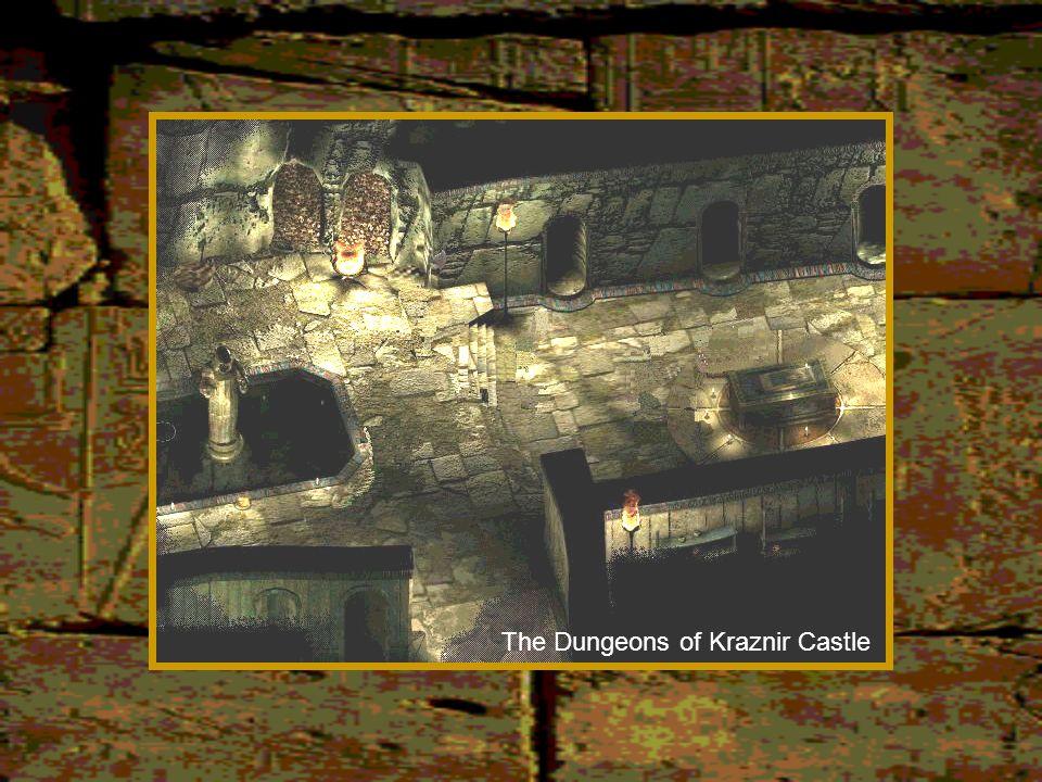 The Dungeons of Kraznir Castle