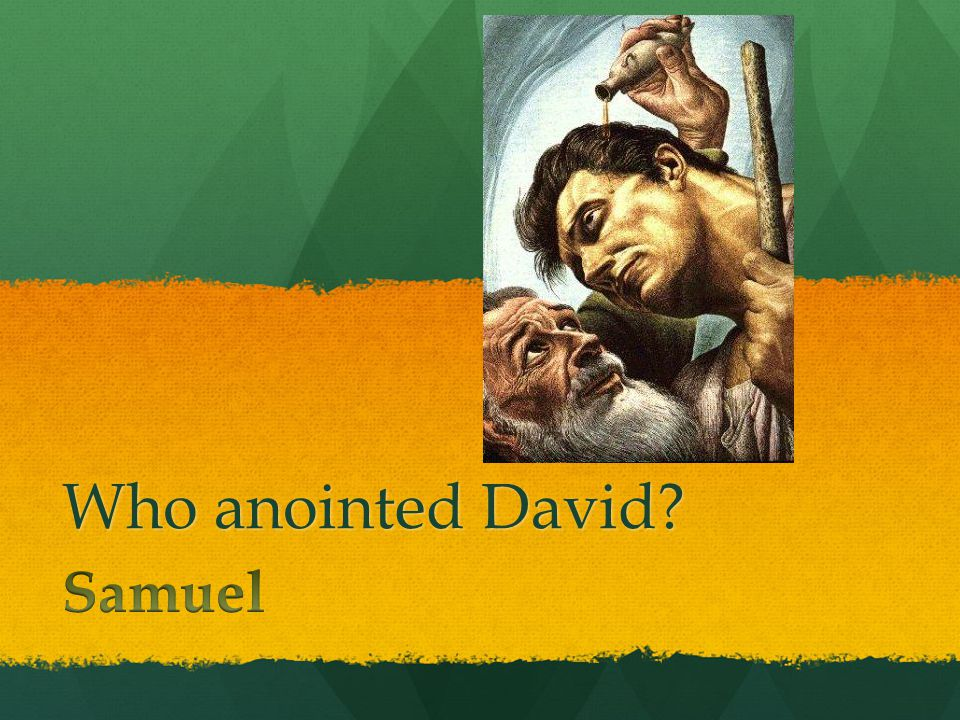 Jesse told Samuel he had one other son, David. Where was David