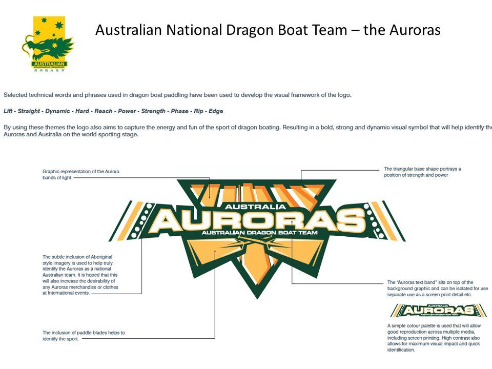 Australian National Dragon Boat Team – the Auroras