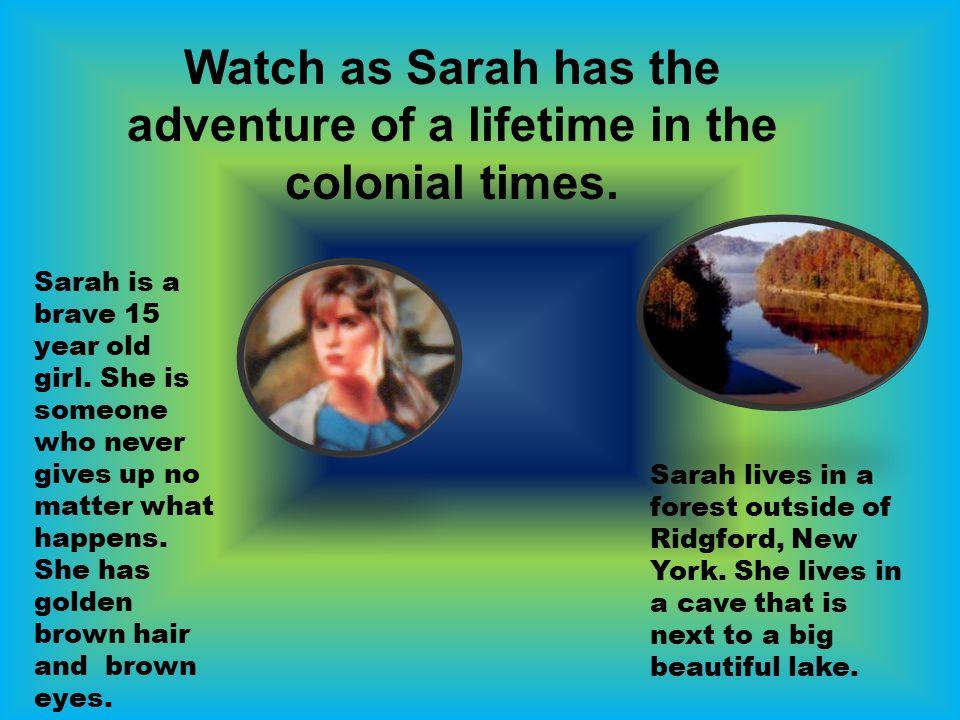 Sarah Bishop Scott O Dell