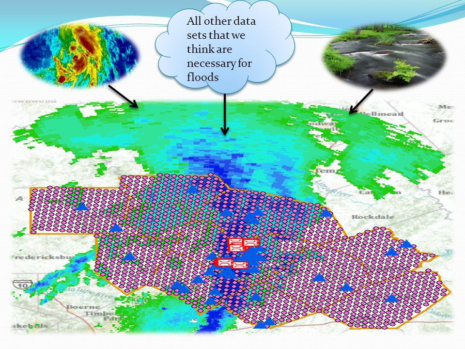 Publishing data to ArcGIS Online Create your flood map.