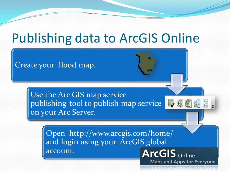 Preparing data on ArcGIS Online