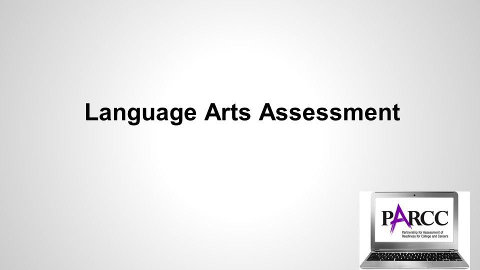 Language Arts Assessment