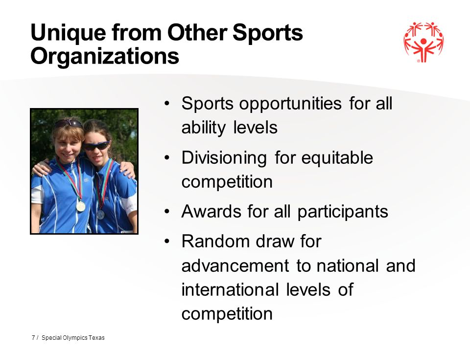 Our Athletes Deserve… To receive appropriate instruction and encouragement.