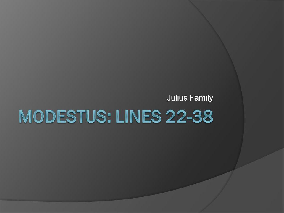Julius Family
