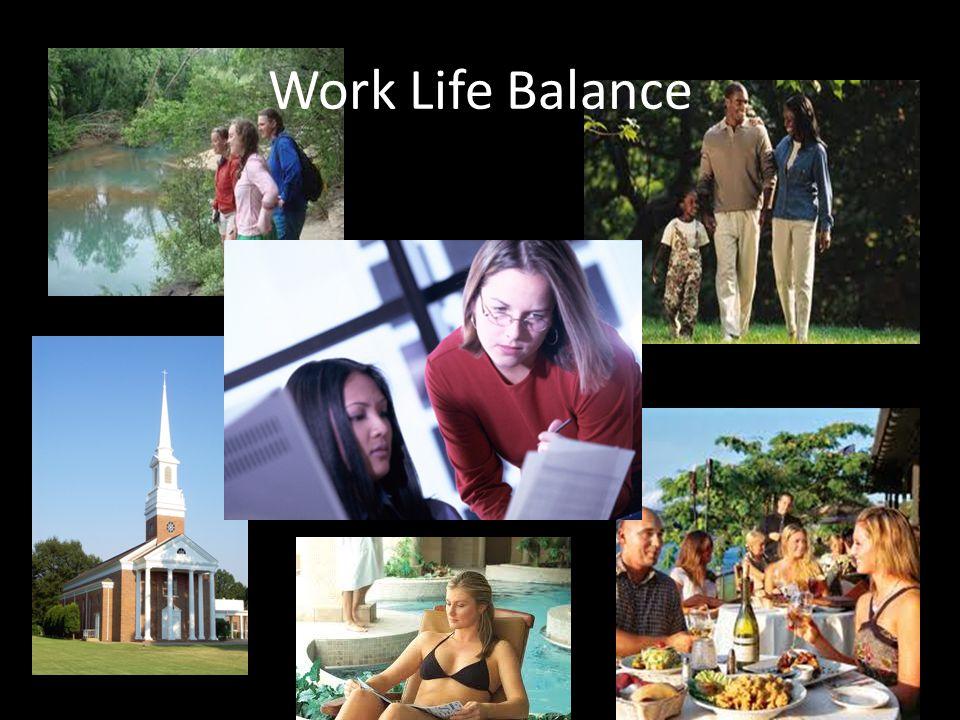 46 Work Life Balance