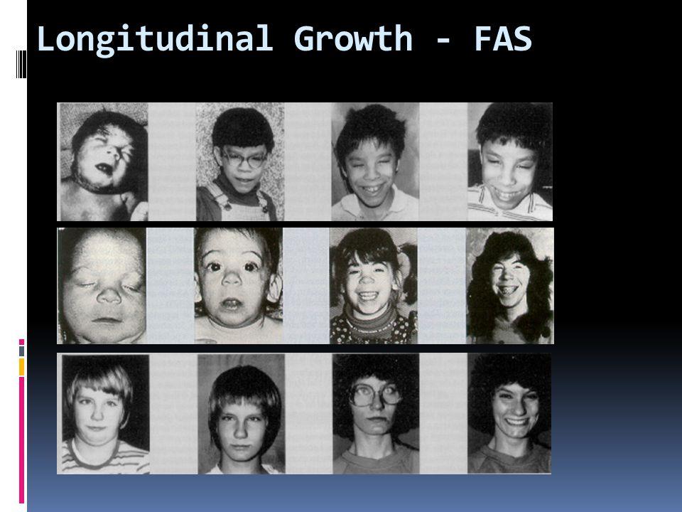 Longitudinal Growth - FAS