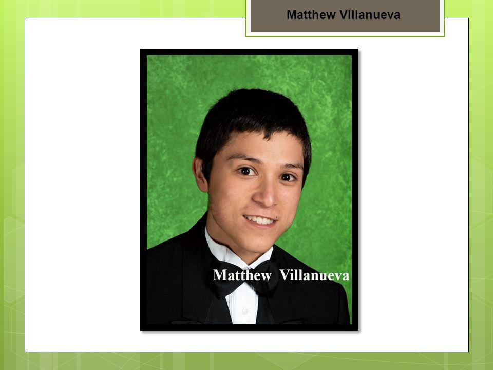 Matthew Villanueva