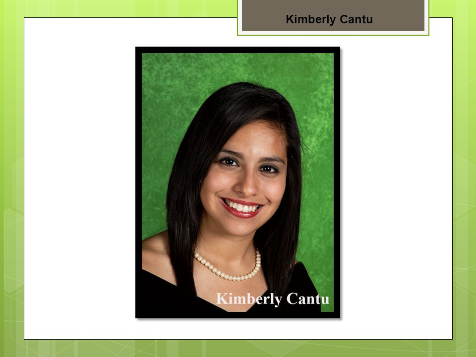 Kimberly Cantu