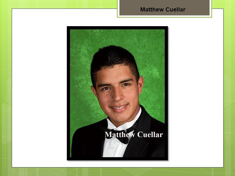 Matthew Cuellar