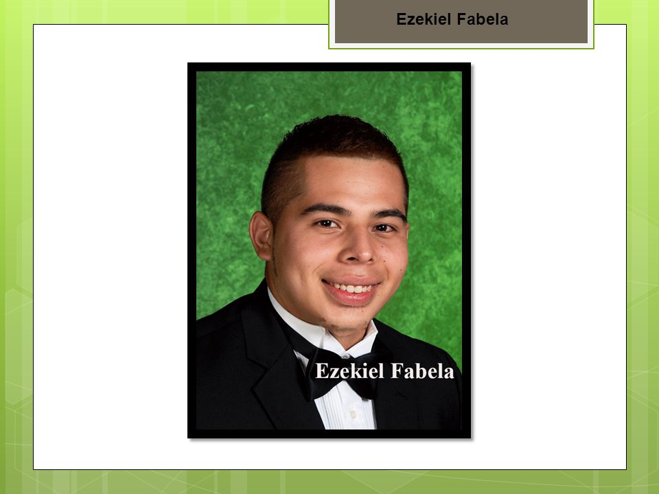 Ezekiel Fabela
