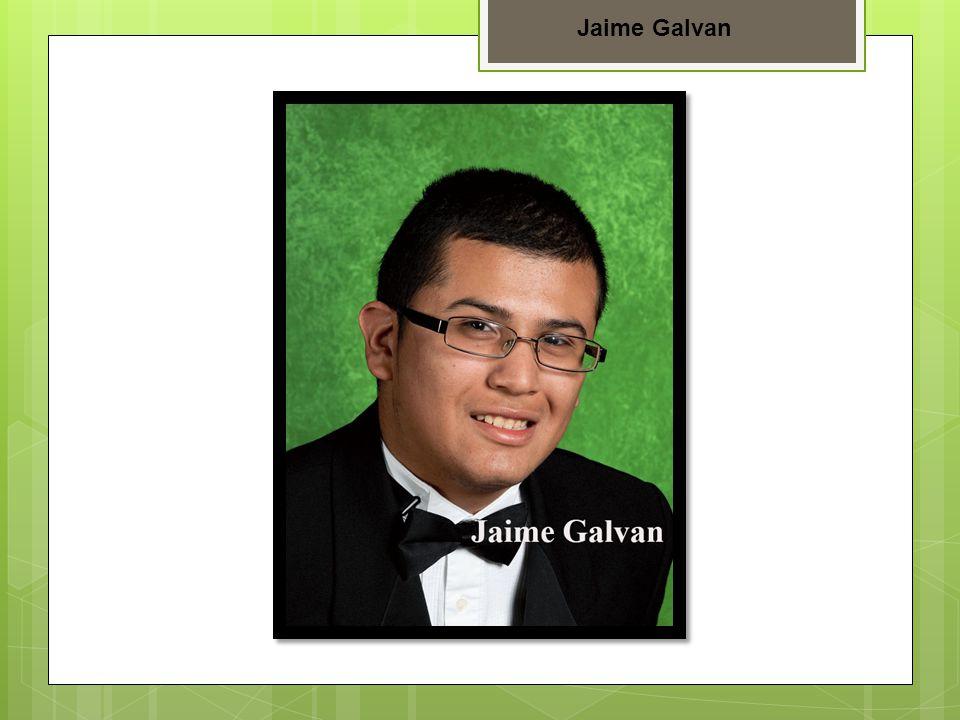 Jaime Galvan