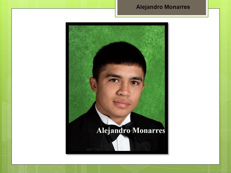 Alejandro Monarres