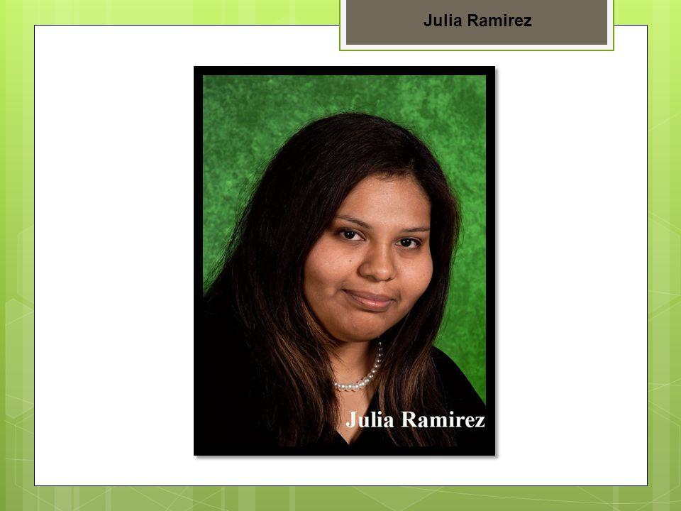 Julia Ramirez